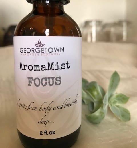 AromaMist Focus Essential Oil blend